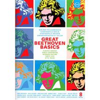 Box Set Great Beethoven Basics - 8 DVD