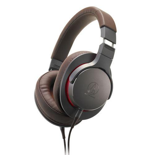 Auriculares Audio Technica ATH-MSR7b Marrón
