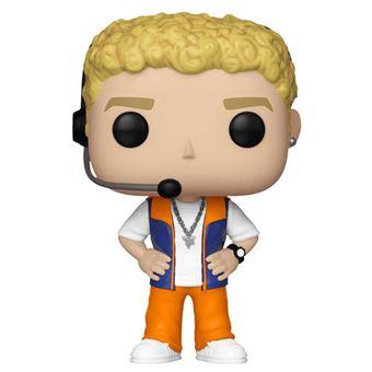Figura Funko 'Nsync - Justin Timberlake