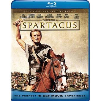 Espartaco - Blu-Ray