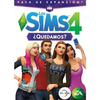 Los Sims 4 Expansión ¿Quedamos? PC