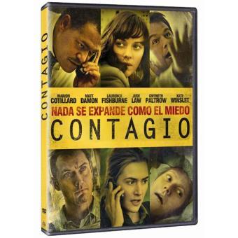 Contagio - DVD