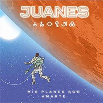 Mis planes son amarte (Ed. Deluxe) (CD + DVD)