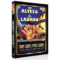 Su alteza el ladrón - DVD