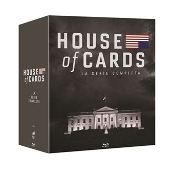 House of Cards - Serie Completa - Blu-Ray