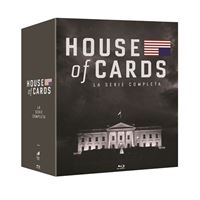 House of Cards  Serie Completa - Blu-Ray