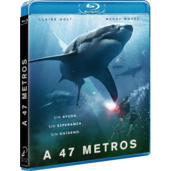 A 47 metros - Blu-Ray