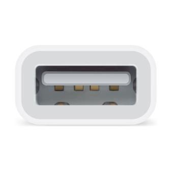 Apple Adaptador de conector Lightning a USB para cámaras