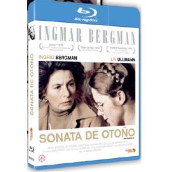 Sonata de Otoño - Blu-Ray