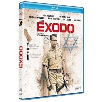 Éxodo - Blu-Ray