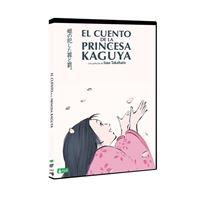 El cuento de la princesa Kaguya - DVD