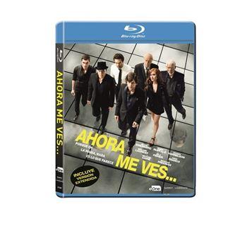 Ahora me ves - Blu-Ray