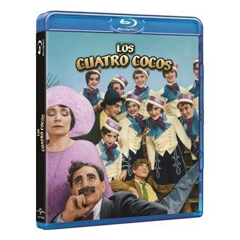 Los cuatro cocos - Blu-Ray