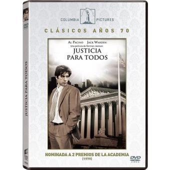 Justicia para todos - DVD