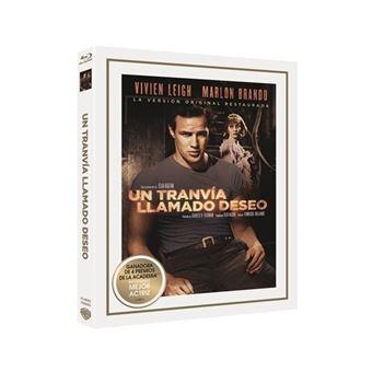 Un tranvía llamado deseo - Colección Oscars - Blu-Ray