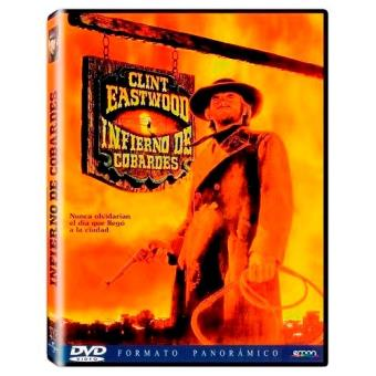 Infierno de cobardes (High Plains Drifter) - DVD