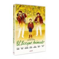 El bosque animado - DVD
