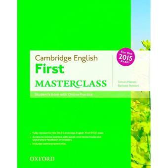Fce Masterclass Sb+Osp Pk Exam 2015