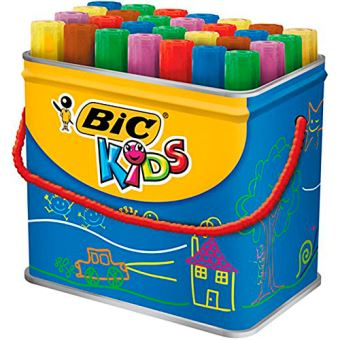 30 rotuladores Bic Kids BIC Kids Decoralo Colouring