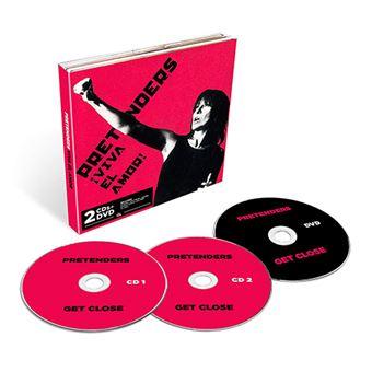 ¡Viva el amor! Ed Deluxe - 2 CD + DVD