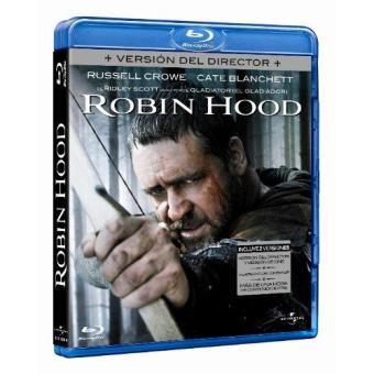 Robin Hood. Versión de cine y del director - Blu-Ray