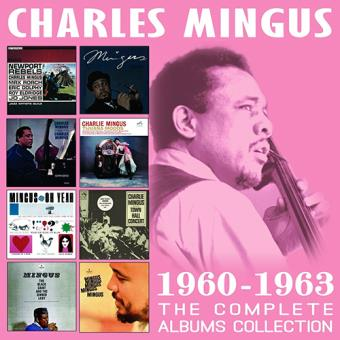 The Complete Albums Collection 1960-1963 - 4 CD