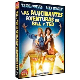 Las alucinantes aventuras de Bil - DVD