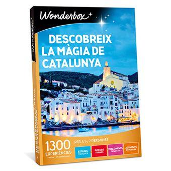 Wonderbox 2018 Descobreix la màgia de Catalunya