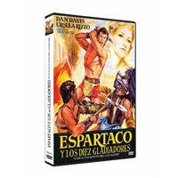 Espartaco y los 10 gladiadores - DVD