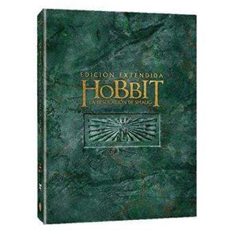 El Hobbit: La desolación de Smaug. Ed. extendida - DVD