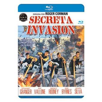 Secreta invasión - Blu-Ray