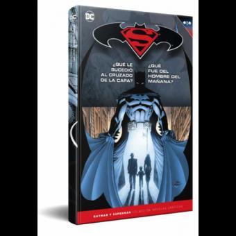 Batman y Superman - Colección Novelas Gráficas nº 19 - ¿Qué le sucedió al cruzado de la capa? - ¿Qué fue del hombre del mañana?