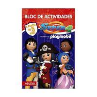 Super 4: Bloc de actividades