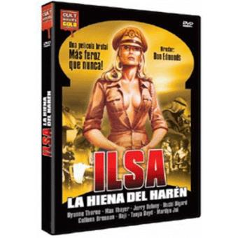 Ilsa. La hiena del harén - DVD