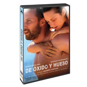 De óxido y hueso - DVD