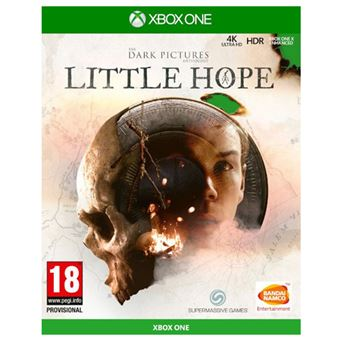The Dark Pictures Anthology - Little Hope Xbox One