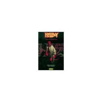 Hellboy 1: Semilla de destrucción