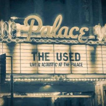 Live and Acoustic at the Palace (CD + DVD)