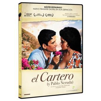 El cartero (y Pablo Neruda) - DVD