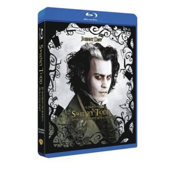 Sweeney Todd: El barbero diabólico de la calle Fleet - Blu-Ray