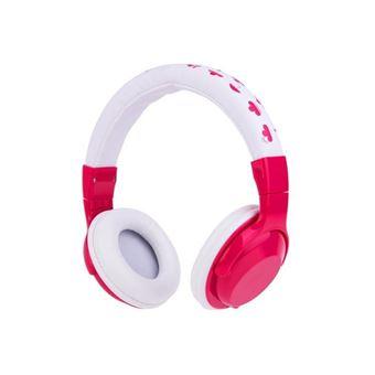Auriculares para niños Dcybel Kidsound II Rosa