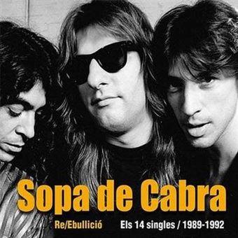 Re/Ebullició - Els 14 Singles - 1989-1992