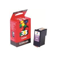 Lexmark 33 Cartucho Tricolor