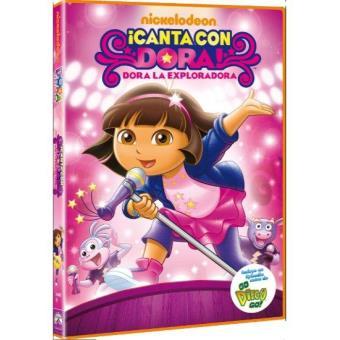 Dora, la exploradora: ¡Canta con Dora! - DVD