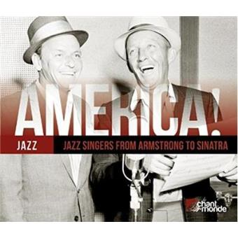 America! Vol.14-Jazz Singers from Armstrong to Sinatra