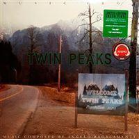 Twin Peaks B.S.O - Vinilo de color
