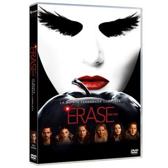 Érase una vez  Temporada 5 - DVD