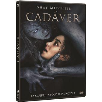 Cadáver (La posesión de Hannah Grace) - DVD