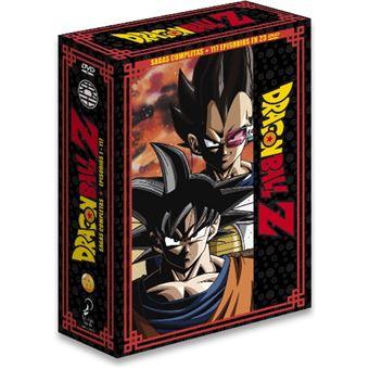 Dragon Ball Z - Sagas Completas Box 1 - DVD
