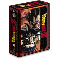 Dragon Ball Z - Sagas Completas Box 1 - DVD